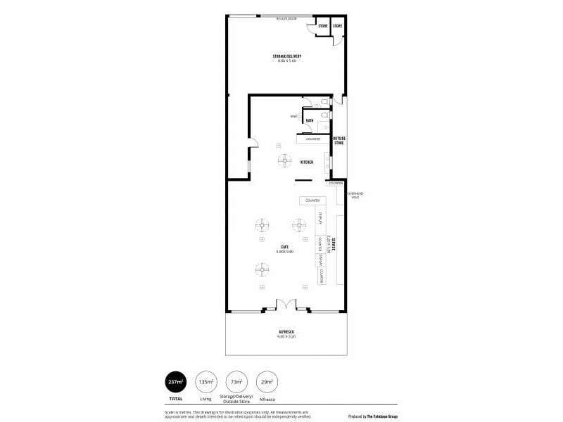 105 Gilbert Street Adelaide SA 5000 - Floor Plan 1