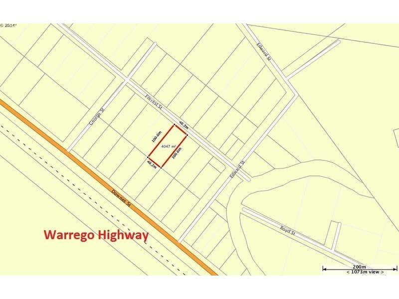 12-14 Forrest Street Chinchilla QLD 4413 - Floor Plan 1