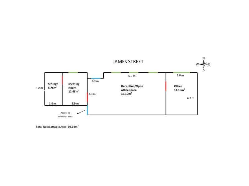 1 James Street Mount Gambier SA 5290 - Floor Plan 1