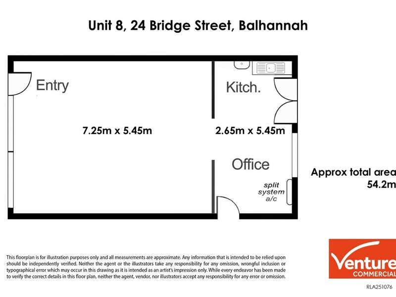 8/24 Bridge Street Balhannah SA 5242 - Floor Plan 1