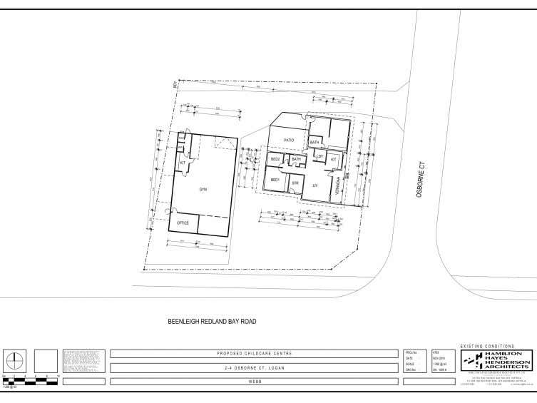2-4 Osborne Court Loganholme QLD 4129 - Floor Plan 1