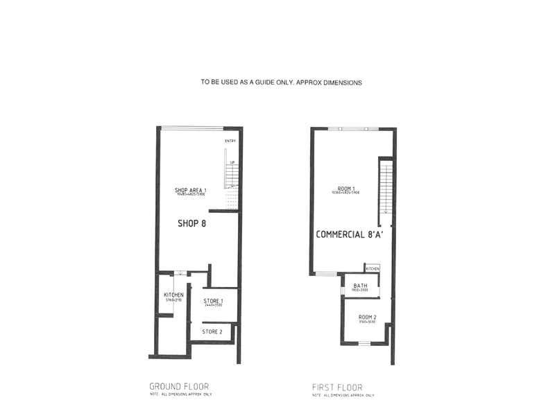 8 Railway Avenue Wahroonga NSW 2076 - Floor Plan 1