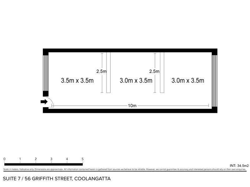 7/56 Griffith Street Coolangatta QLD 4225 - Floor Plan 1