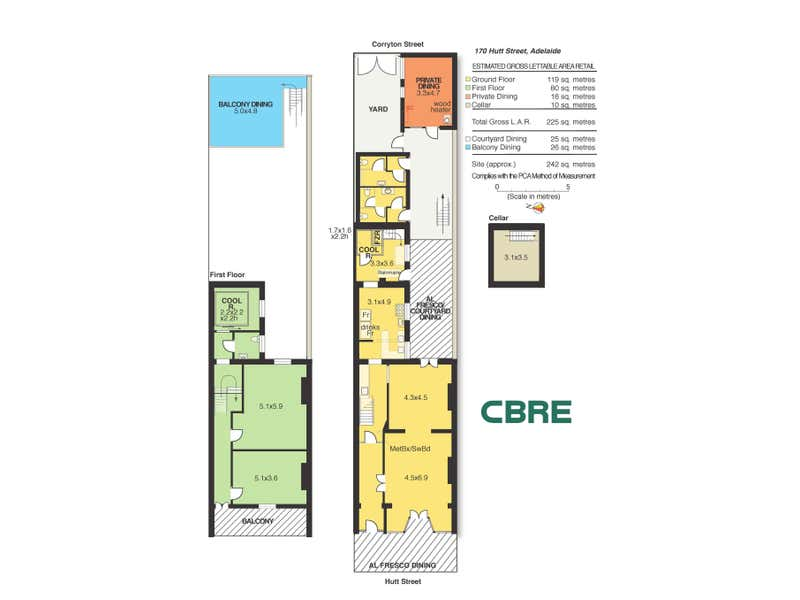 170 Hutt Street Adelaide SA 5000 - Floor Plan 1