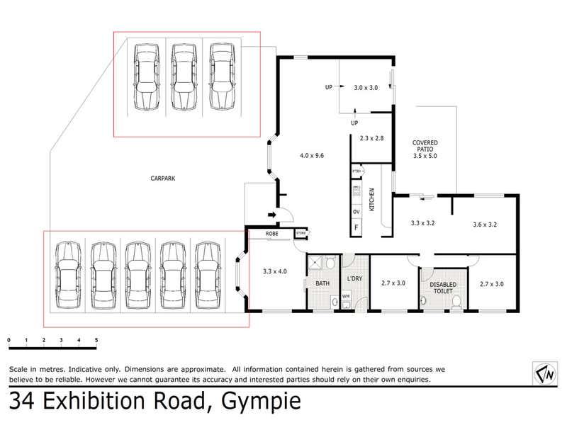 34 Exhibition Road Southside QLD 4570 - Floor Plan 1