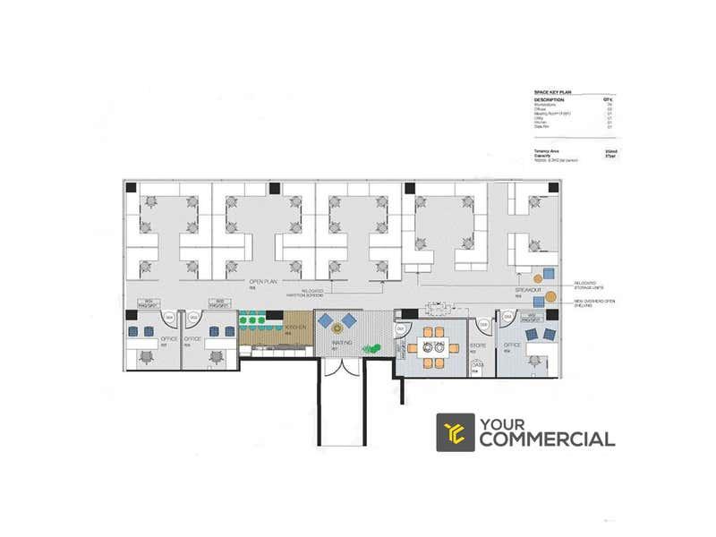 303 Coronation Drive Milton QLD 4064 - Floor Plan 2