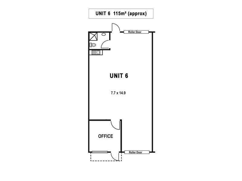 6/3A Palina Road Smithfield SA 5114 - Floor Plan 1