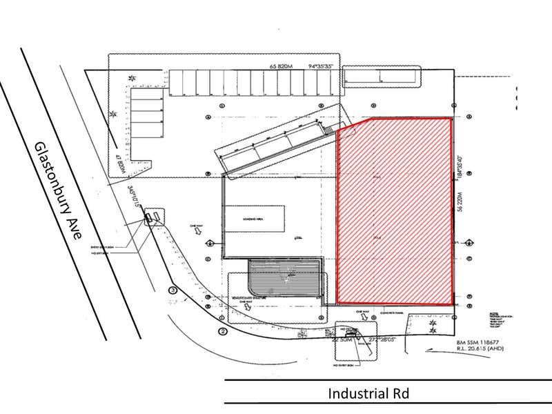 2/2 Industrial Road Unanderra NSW 2526 - Floor Plan 1