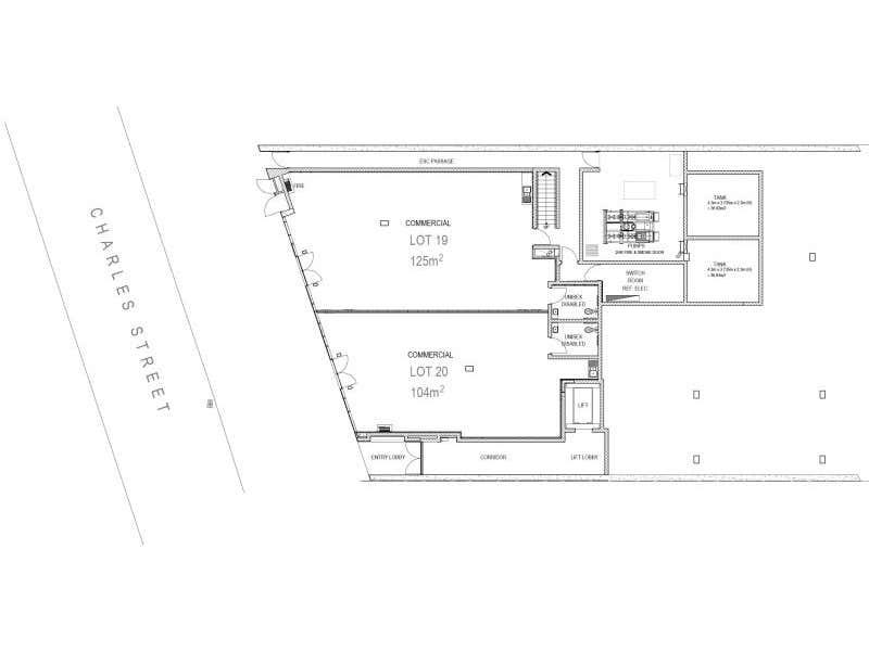 20/362 Charles Street North Perth WA 6006 - Floor Plan 1