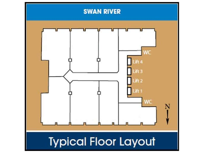60/251 Adelaide Terrace Perth WA 6000 - Floor Plan 2