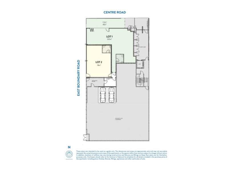 730A Centre Road Bentleigh East VIC 3165 - Floor Plan 1