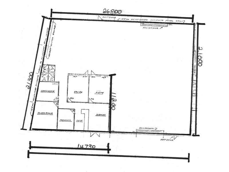 Unit 5, 35 Vinnicombe Drive Canning Vale WA 6155 - Floor Plan 1