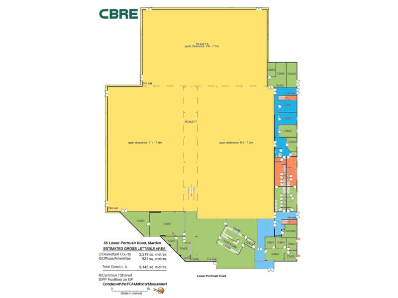 Lot 1, 55 Lower Portrush Road Marden SA 5070 - Floor Plan 1