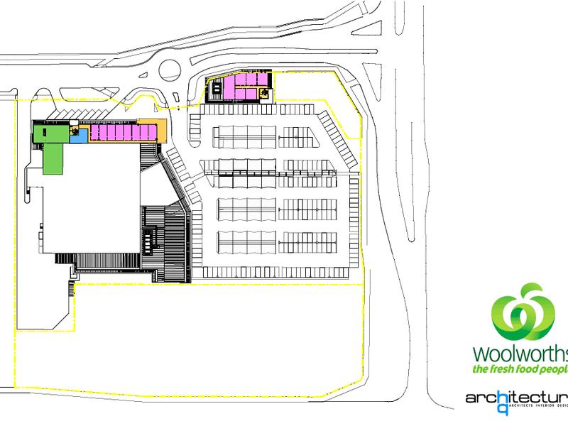 Cranbourne West Shopping Centre, 69 Cnr Evans & Hall Roads, Cranbourne West VIC 3977 - Floor Plan 2