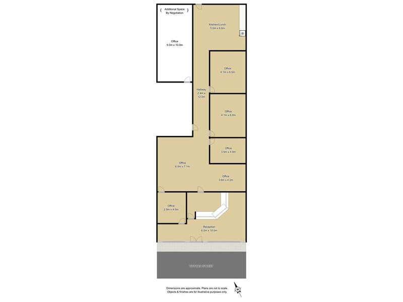 50 Victoria Street Grafton NSW 2460 - Floor Plan 1