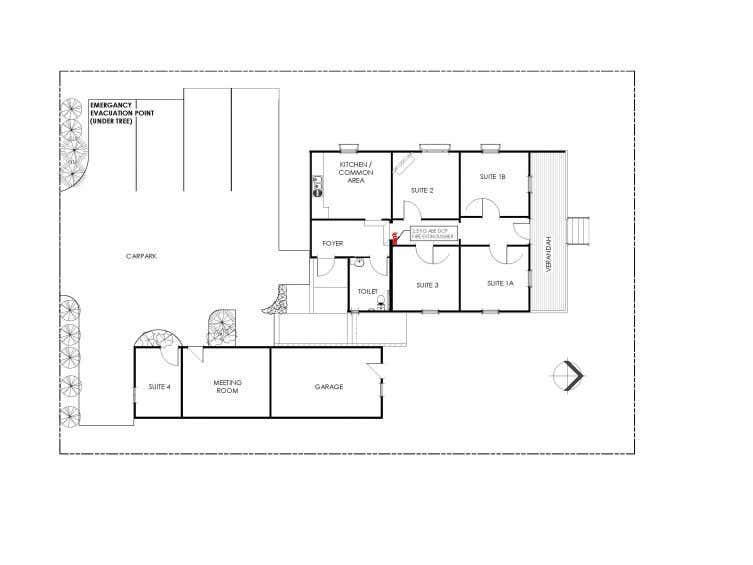 120 James Street South Toowoomba QLD 4350 - Floor Plan 1