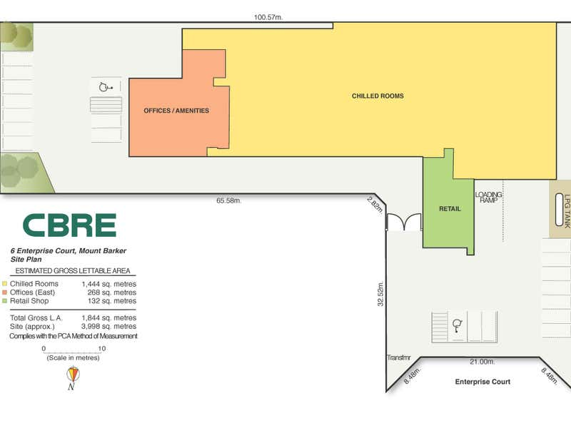 6 Enterprise Court Mount Barker SA 5251 - Floor Plan 2