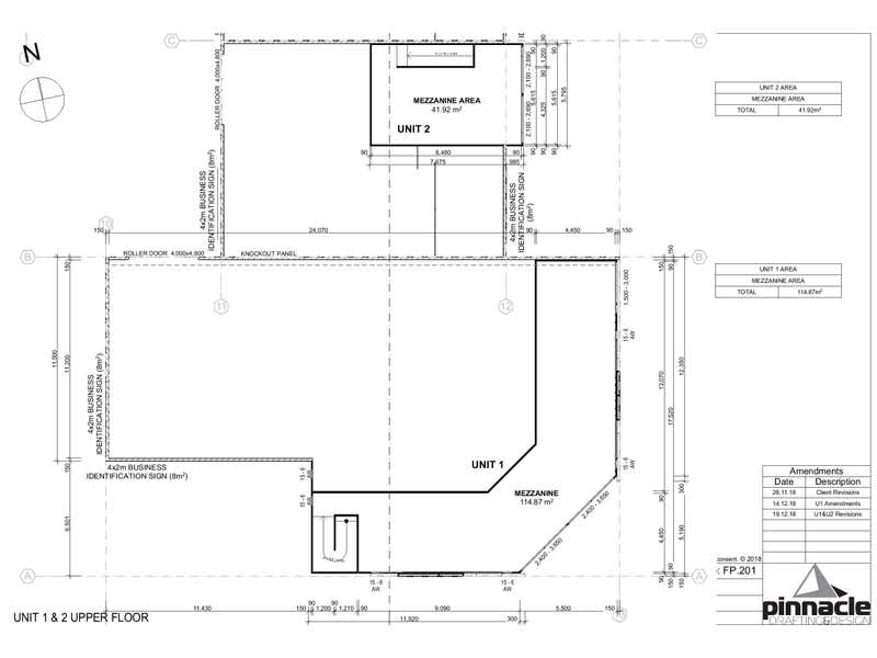 Unit 1, 1 Abernant Way Cambridge TAS 7170 - Floor Plan 2