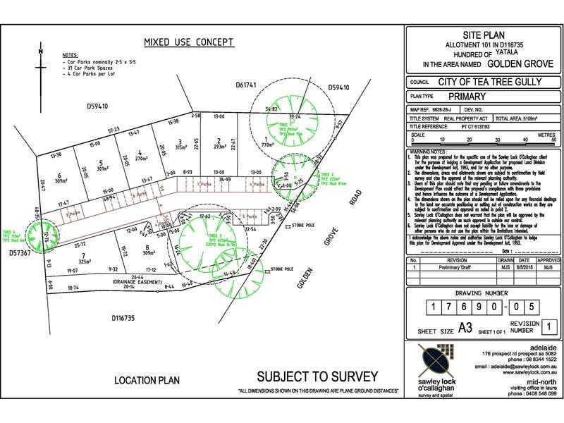 1390-1400 Golden Grove Road Golden Grove SA 5125 - Floor Plan 2