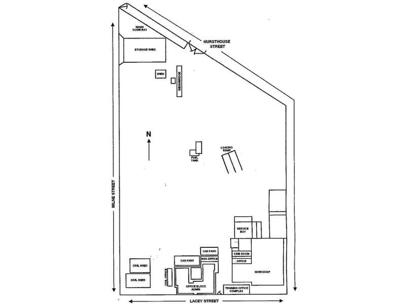 162 Lacey Street Whyalla SA 5600 - Floor Plan 1