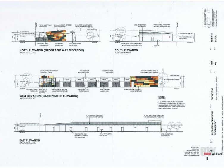 3/60 Geographe Way Thornlie WA 6108 - Floor Plan 2