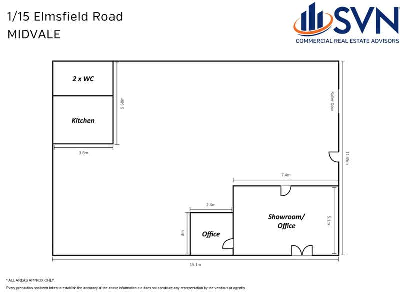 Unit 1, 15 Elmsfield Road Midvale WA 6056 - Floor Plan 2
