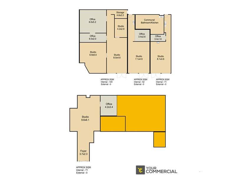 41 Park Road Milton QLD 4064 - Floor Plan 1