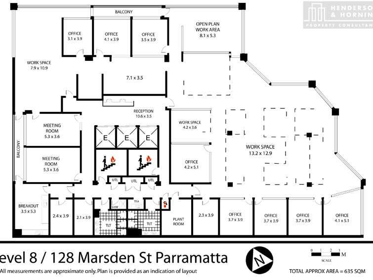 128 Marsden Street Parramatta NSW 2150 - Floor Plan 1