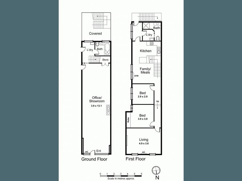 1004 Glenhuntly Road Caulfield South VIC 3162 - Floor Plan 1