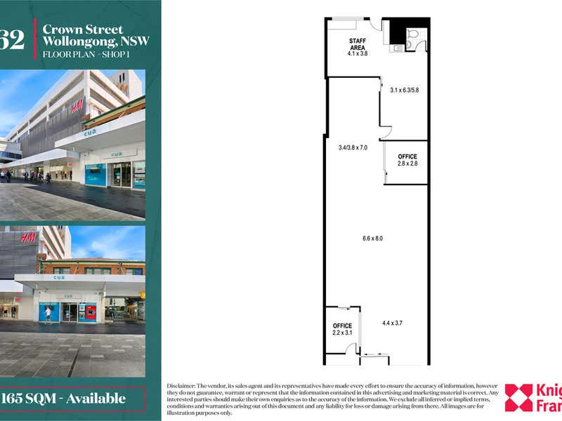 Wollongong NSW 2500 - Floor Plan 1