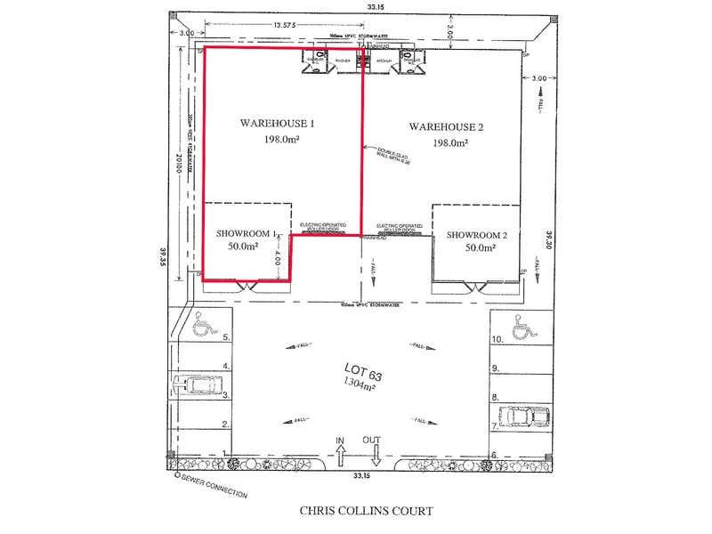 63 Chris Collins Court Murray Bridge SA 5253 - Floor Plan 1
