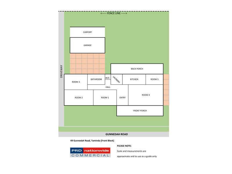 49 Gunnedah Road Tamworth NSW 2340 - Floor Plan 1