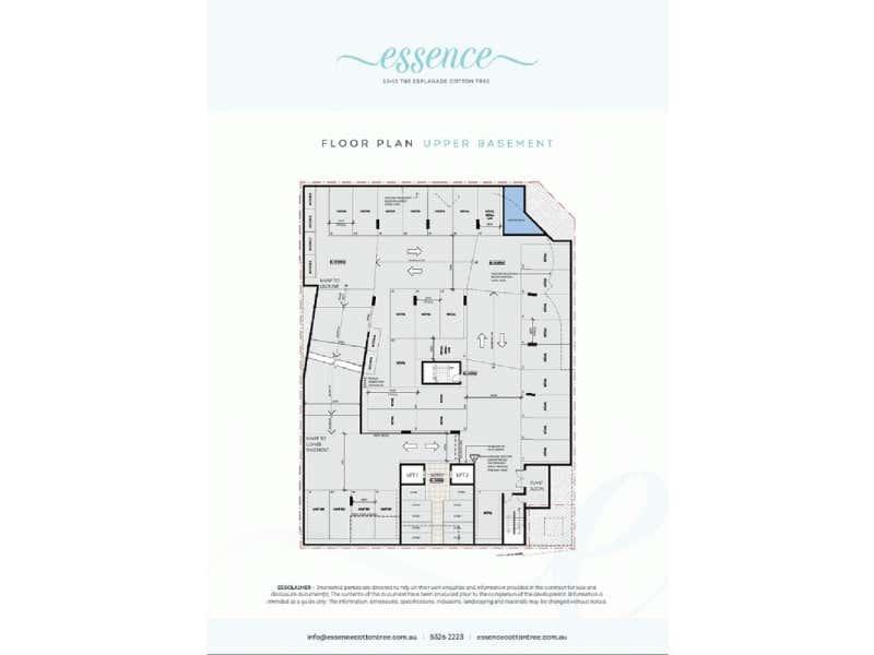 13 The Esplanade Cotton Tree Maroochydore QLD 4558 - Floor Plan 2