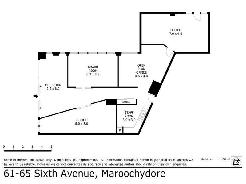 61-65 Sixth Avenue Maroochydore QLD 4558 - Floor Plan 1