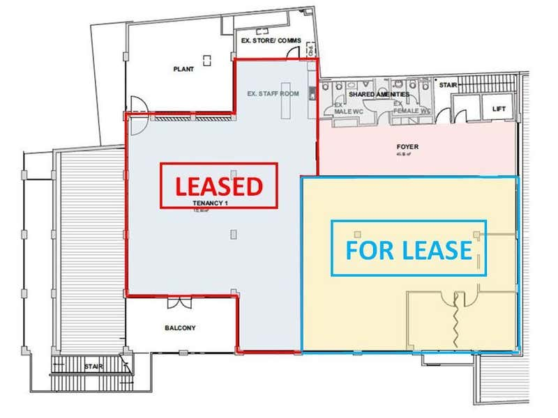 102-104 Cameron Street Launceston TAS 7250 - Floor Plan 1