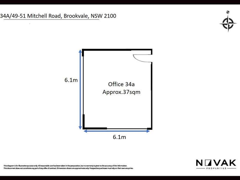 Brookvale NSW 2100 - Floor Plan 1