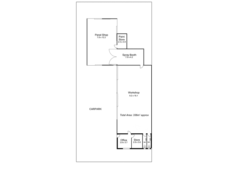 6 Edmund Terrace Murray Bridge SA 5253 - Floor Plan 1