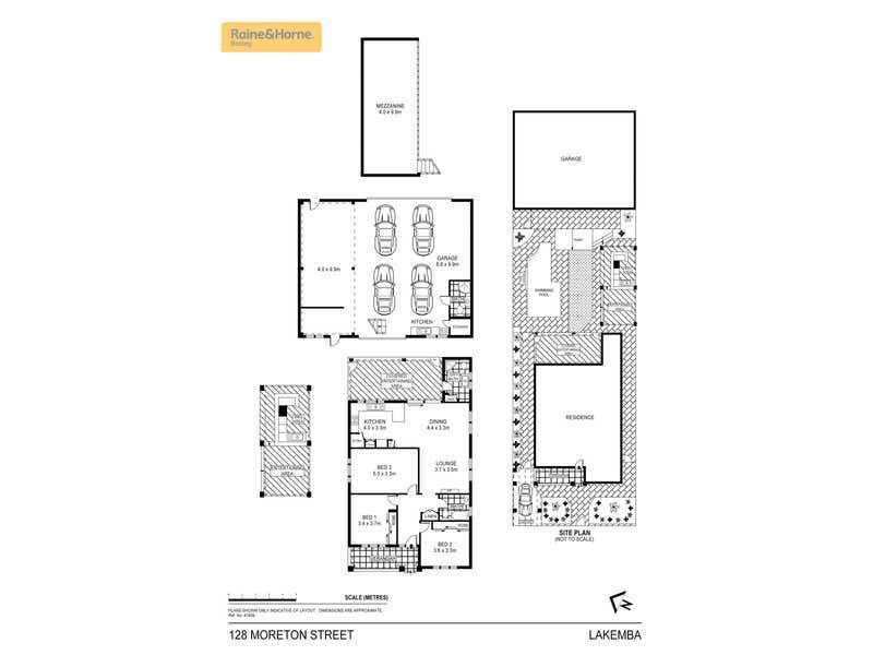 128 Moreton Street Lakemba NSW 2195 - Floor Plan 1