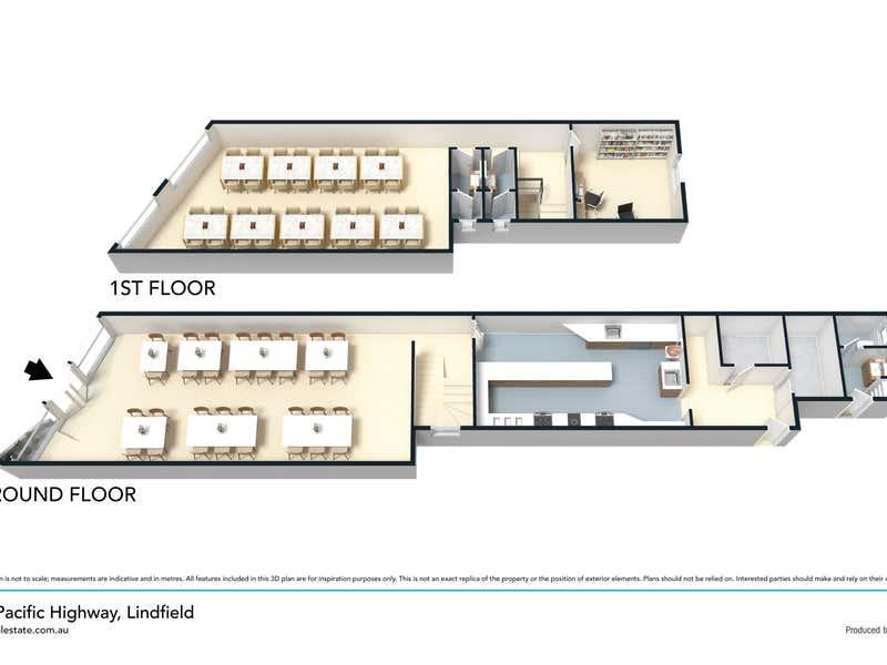 319 Pacific Highway Lindfield NSW 2070 - Floor Plan 2