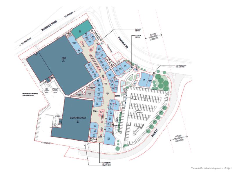 Yamanto Central, 488 Warwick Road Yamanto QLD 4305 - Floor Plan 1