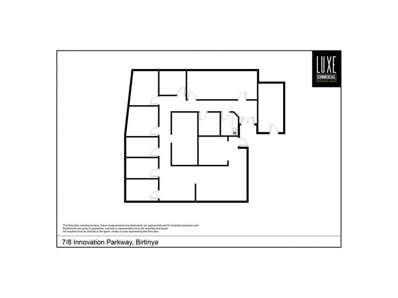 7/8 Innovation Parkway Birtinya QLD 4575 - Floor Plan 1