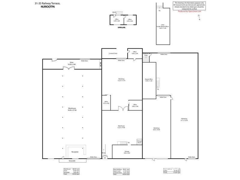 31-35 Railway Terrace Nuriootpa SA 5355 - Floor Plan 1