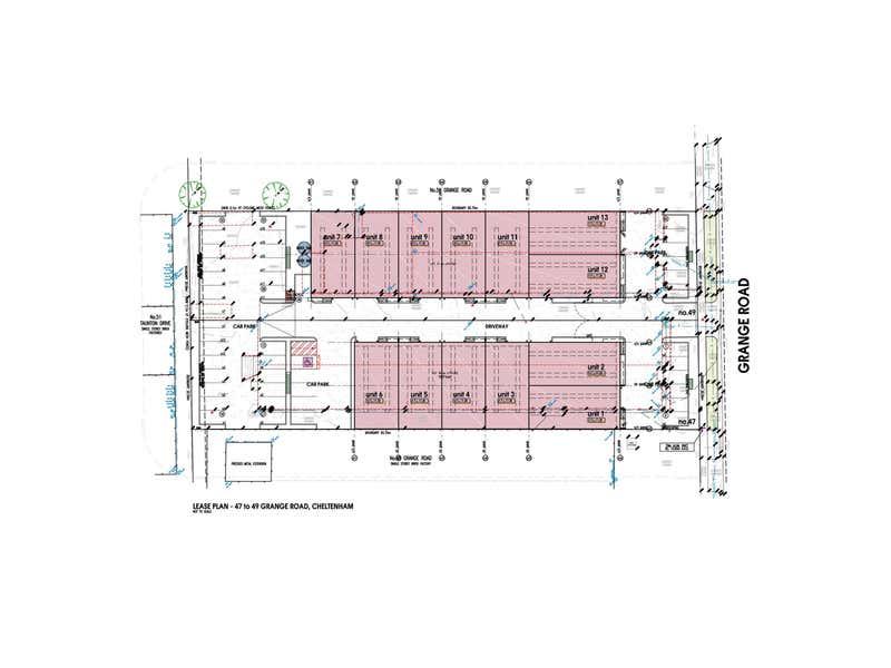 11/47-49 Grange Road Cheltenham VIC 3192 - Floor Plan 1