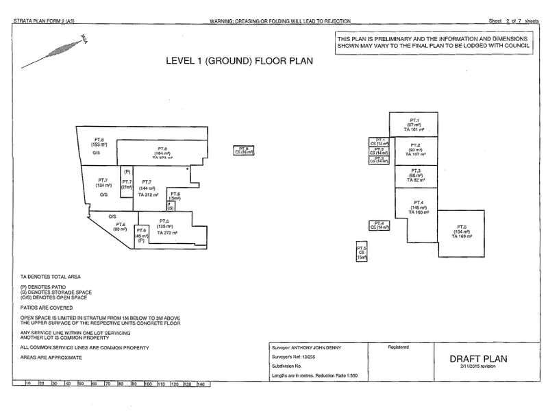 1-8, 274 River Street Ballina NSW 2478 - Floor Plan 2
