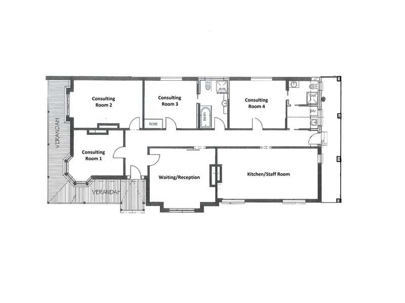 56 Chapel Street Bendigo VIC 3550 - Floor Plan 1