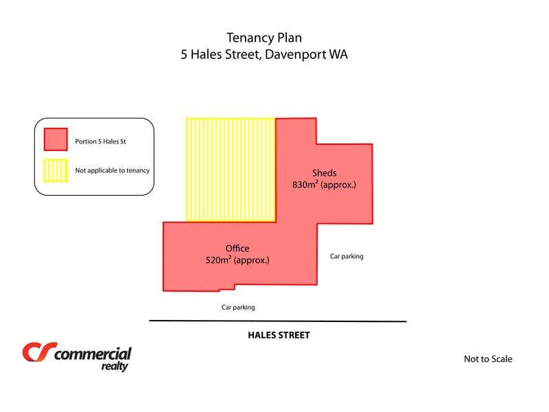 5 Hales Street Davenport WA 6230 - Floor Plan 1