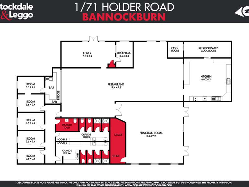 1-71 Holder Road Bannockburn VIC 3331 - Floor Plan 1