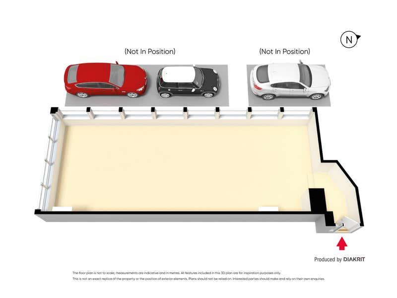 Suite 15S, 349-351 Bluff Road Hampton VIC 3188 - Floor Plan 2