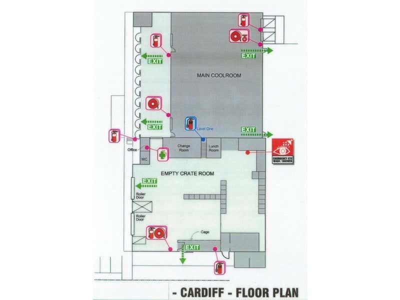 Cardiff NSW 2285 - Floor Plan 1