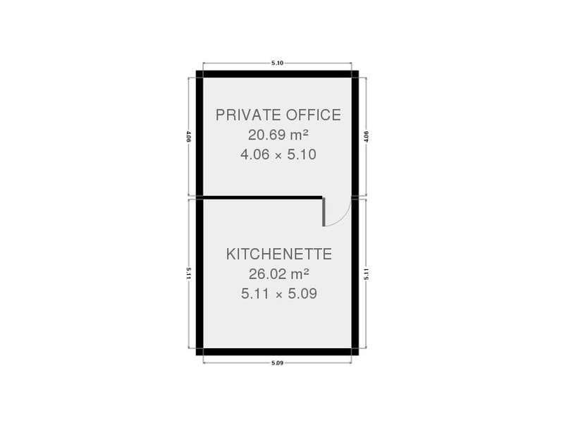 17/489-491 South Street Harristown QLD 4350 - Floor Plan 2